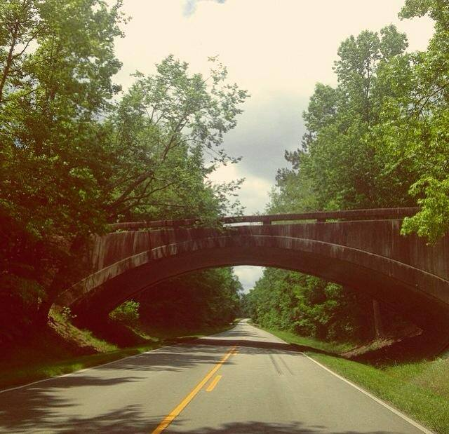 The Historic Natchez Trace Parkway