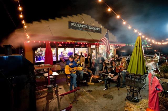 Puckett's Grocery - Open Mic Night