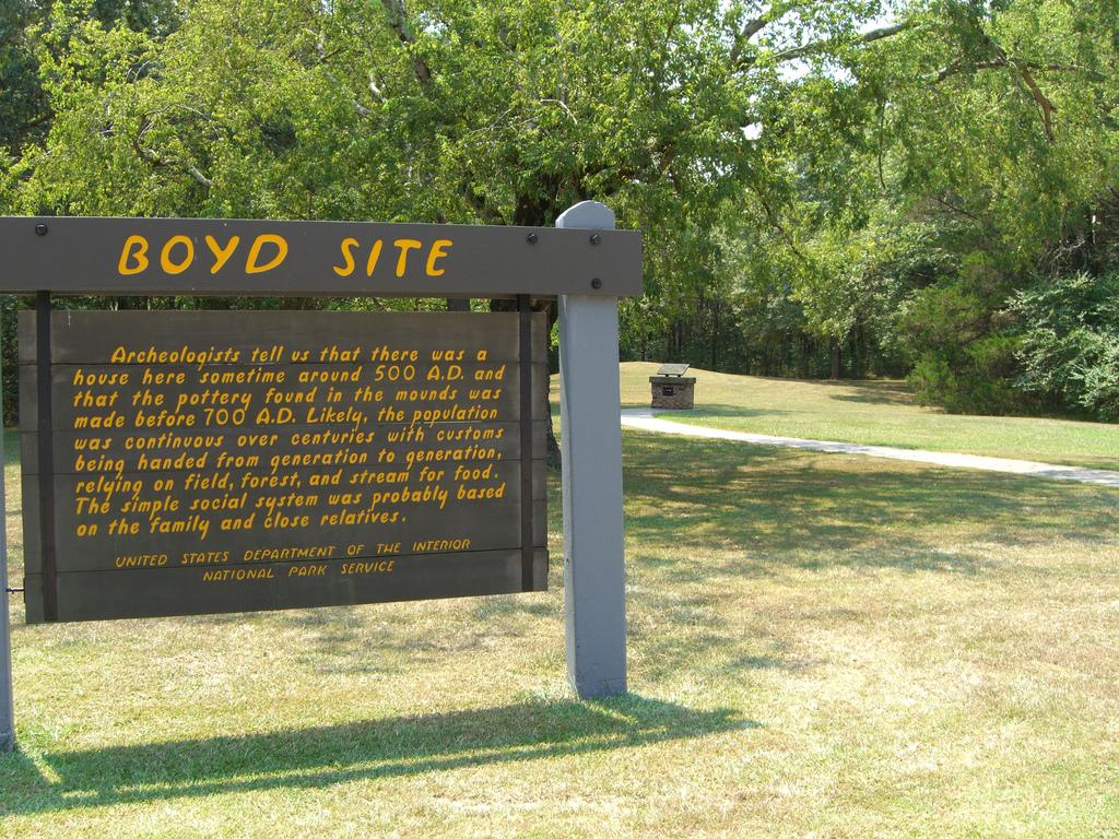 Boyd Site