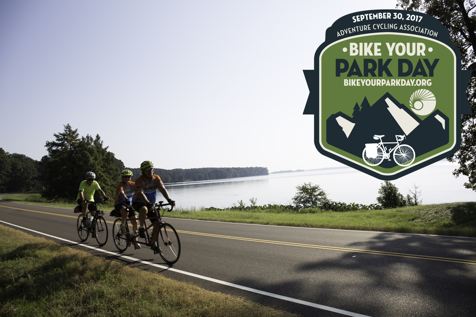Biking Natchez Trace