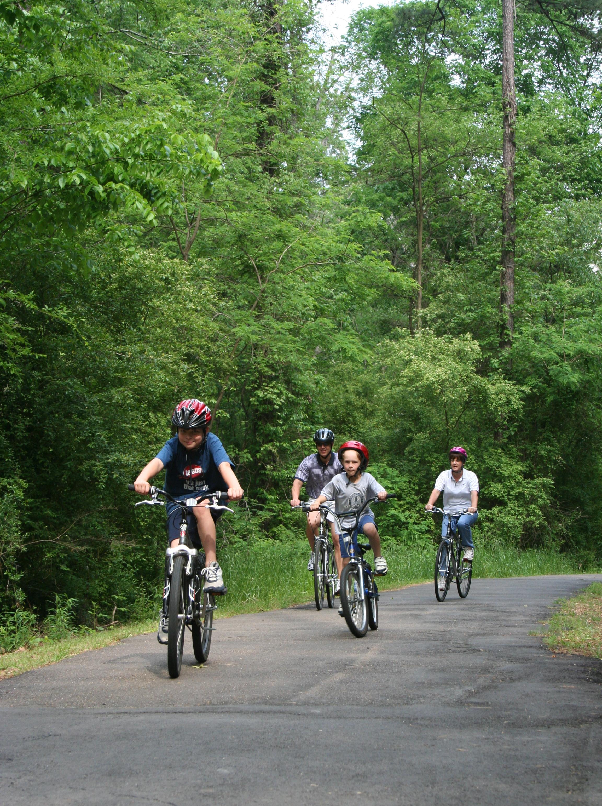 Multi-Use Path in Ridgeland, MS