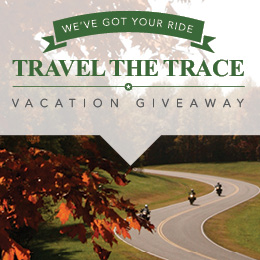 Harley Trace Giveaway 125×125